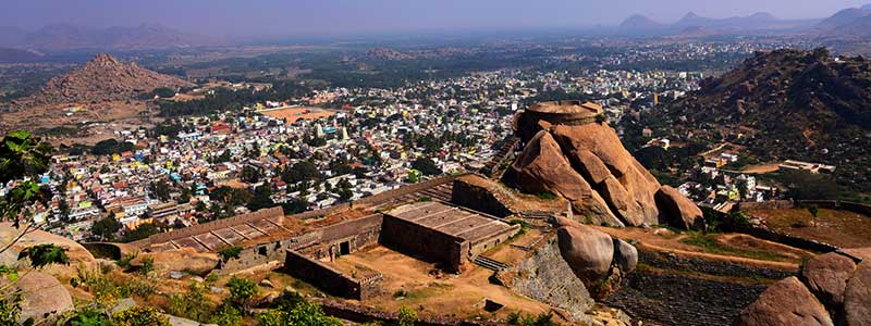 Madhugiri, Bangalore Tourist Attraction