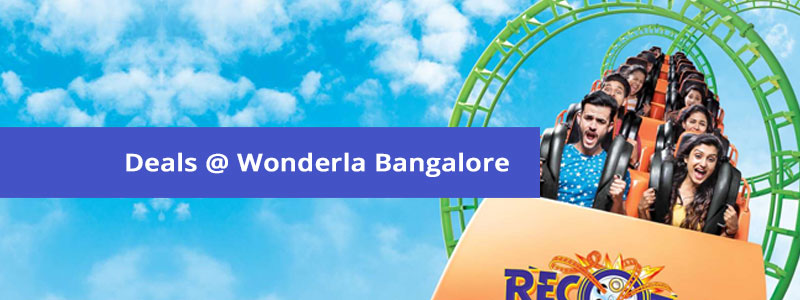 Wonderla discount coupons