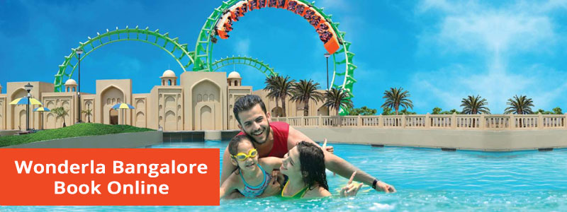 Wonderla Online Booking (Book Online Wonderla Bangalore Tickets, Resort Rooms & Packages